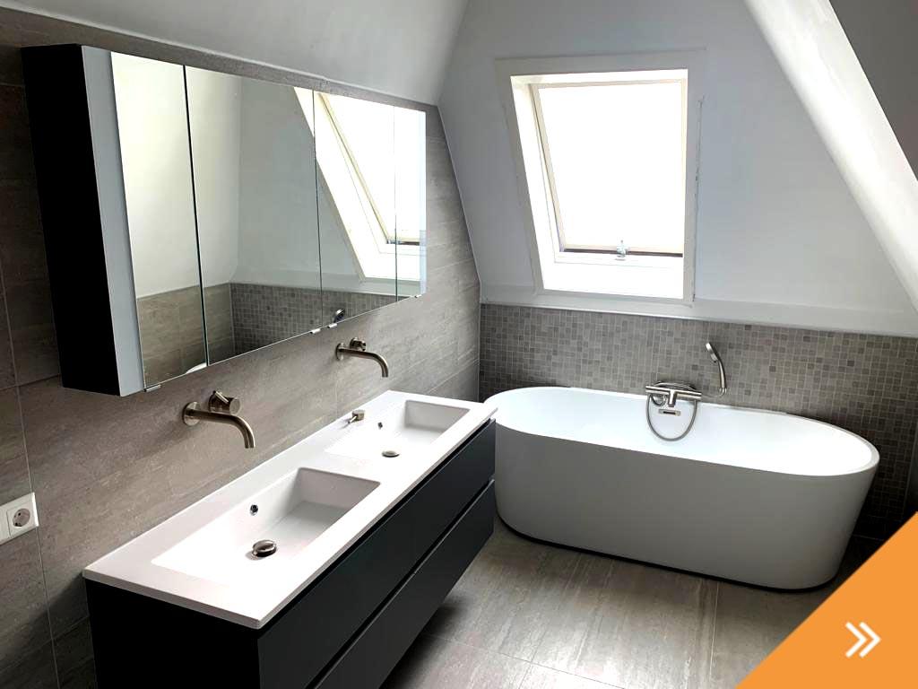 Van der Lindenbouw badkamers