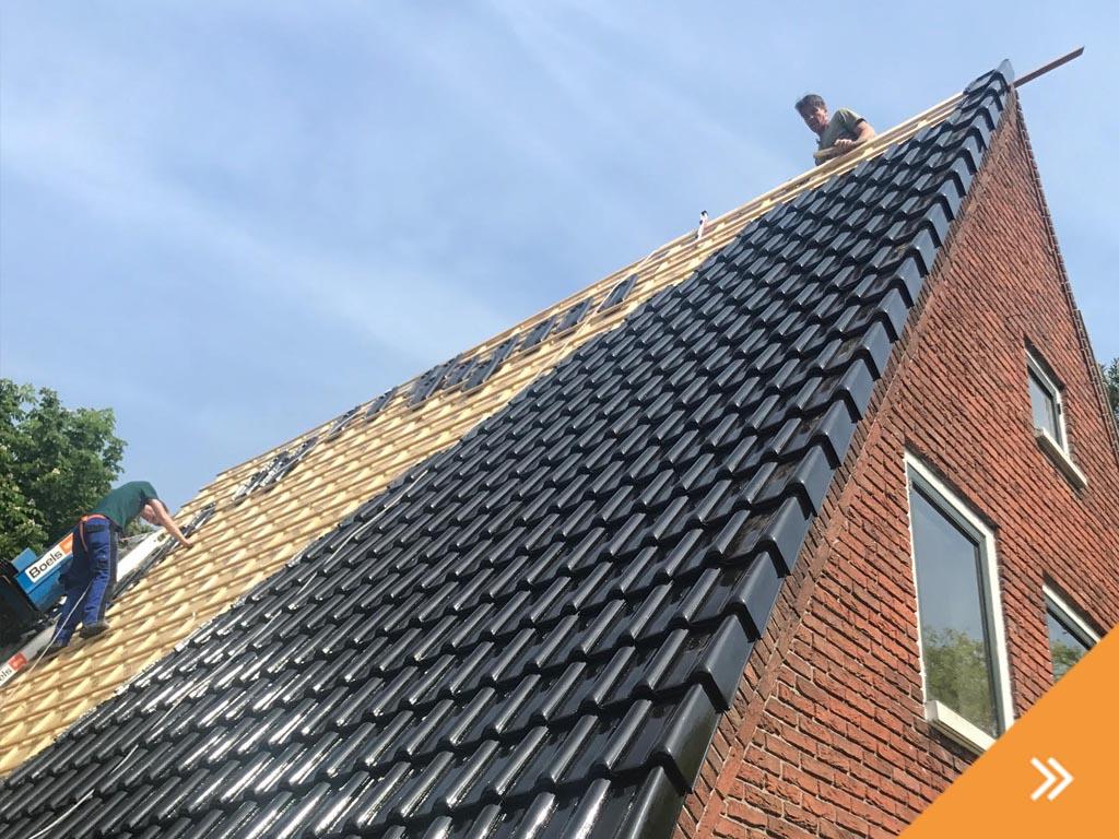 Van der Lindenbouw-daken